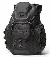 New Oakley 92060A-013 Black Kitchen Sink Backpack Heavy Duty Bag Padded Back