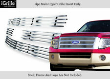 For 2007-2014 Ford Expedition Stainless Steel Billet Grille Grill Insert