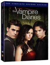 New Sealed Vampire Diaries: Complete Season 2 Second 2nd (DVD, 2011, 5-Disc Set)