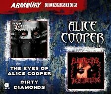 ALICE COOPER - THE EYES OF ALICE COOPER / DIRTY DIAMONDS - 2 CD - NEW!!!