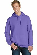 Port & Company Essential Pigment-Dyed Pullover Hooded Sweatshirt PC098H