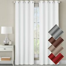 Abri Rod Pocket Crushed Sheer Contemporary Curtain Panel OR Scarf 100% Polyester
