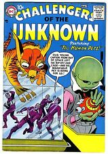 "Challengers of the Unknown #1  F/VF   1958   ""strict grading / 1 day shipping"""
