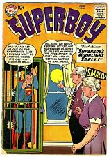"Superboy #65  VG    1958    ""strict grading"" and ""1 day shipping"""