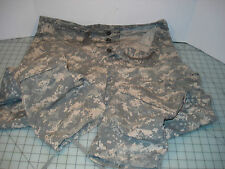 ACU TROUSERS / PANTS LARGE - REG USGI Digital Camo Flame Resistant FRACU Army