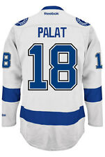 Odrej Palat Tampa Bay Lightning NHL Away Reebok Premier Hockey Jersey