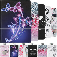 For Apple iPad mini 4/3/2/1 Flip PU Leather Fashion Colorful Folio Cover Case