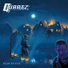 QUARTZ - FEAR NO EVIL (LTD.MILKY CLEAR VINYL)   VINYL LP NEW!