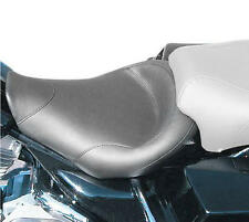 Mustang Wide Touring Solo Seat Harley-Davidson FLHR Road King 1997-2007