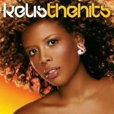 "KELIS ""THE HITS"" CD NEW!"