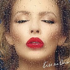 KYLIE MINOGUE - KISS ME ONCE  CD + DVD NEW!