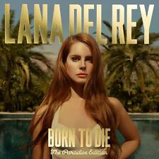 "LANA DEL REY ""BORN TO DIE -  THE PARADISE EDITION""  2 CD NEW!"