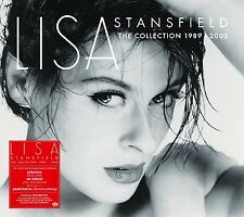 LISA STANSFIELD - THE COLLECTION 1989-2003 (BOX SET) 17 CD + DVD NEW!
