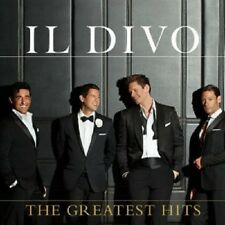 IL DIVO - THE GREATEST HITS  CD  18 TRACKS INTERNATIONAL POP BEST OF  NEW!