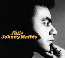 JOHNNY MATHIS - MISTY: THE BEST OF JOHNNY MATHIS 2 CD NEW!