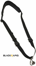 BlackRapid RS-7 Curve Camera Strap for DSLRs (Black) RS7-1BB Black Rapid