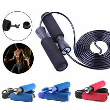 Aerobic Exercise Skipping Boxing Jump Rope Adjustable Bearing Speed Fitness