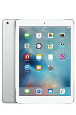 Apple iPad Air 1st Generation 32GB, Wi-Fi, 9.7in - White Tablet MD789X/A + Glass