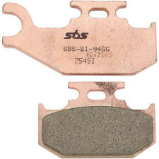 SBS SI Sinter Brake Pads Rear Bombardier Outlander 400 2x4 2003-2006