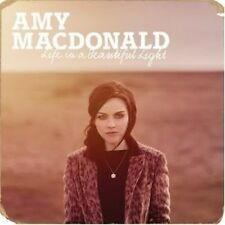 AMY MACDONALD - LIFE IN A BEAUTIFUL LIGHT CD 12 TRACKS+++++++++NEW!