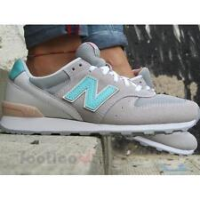 Shoes New Balance WR996JH woman Classic Collection Sneakers Grey Sea Blue