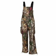 Rocky Athletic Mobility Women's Level 3 Camo Waterproof Insulated Bibs Realtree