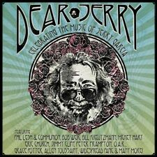 Dear Jerry: Celebrating The Music Of Jerry Garcia [2 CD], New Music