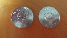BOBBY MOORE OBE ESSO COIN MEDAL 1970 MEXICO WORLD CUP WEST HAM UNITED