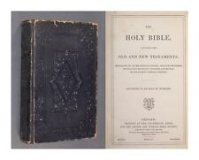 The Holy Bible, containing the Old and New Testaments: Translated out of t 73918