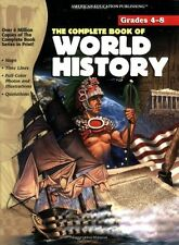 USED (VG) The Complete Book of World History (Complete Books)