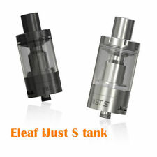 Authentic Eleaf iJust S atomizerr tank 4ml with new ECL 0.18 head Xmas gift