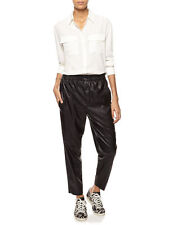 ISABEL MARANT ETOILE FAUX LEATHER PANTS