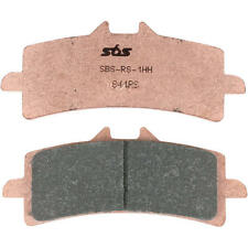 SBS RS Street/Trackday Brake Pads Front MV Augusta F4 1000 R Corsa Corta 12-14