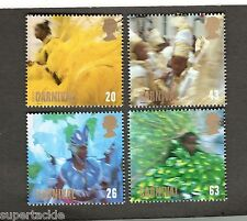 1998 Great Britain SC #1825-28 Europa Set of Carnival MNH stamps
