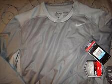 NIKE SHIELD PRO COMBAT BASE LAYER HYPERWARM SHIELD DRI-FIT MAX MEN L M NWT $80