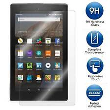 2X Tempered Glass Screen Protector Guard Shield For Amazon Kindle Fire 6 7 8
