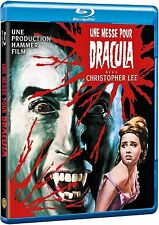TASTE THE BLOOD OF DRACULA New  Blu-Ray Import Hammer Horror Christopher Lee R0