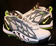 Nike Air Max Pillar Mens Grey/Volt-Charcoal-Black 525226-001 MSRP$180 New in Box