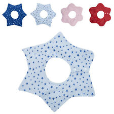 Baby Cotton Bibs Octagonal Waterproof Infant Saliva Towels Newborn Wear Bib