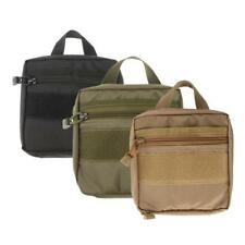 New Outdoor Tactical Waist Bag MOLLE EDC Tool Pack Camping Hiking Pouch 3 Colors