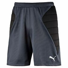 PUMA Football Goalie's Padded Shorts Football Goalkeeper Shorts Male New