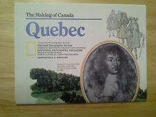 National Geographic The Making of Canada: Quebec March 1991
