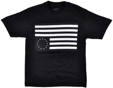 Black Scale Flag T-Shirt Survival Secret BLVCK SCVLE Men's Authentic Top