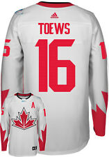Jonathan Toews Team Canada World Cup Of Hockey Adidas Premier Away Jersey