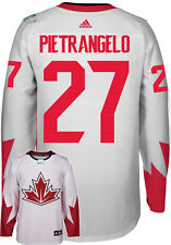 Alex Pietrangelo Team Canada World Cup Of Hockey Adidas Premier Away Jersey