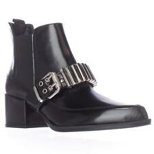 Alexander McQueen Boundary Ankle Boots - Black