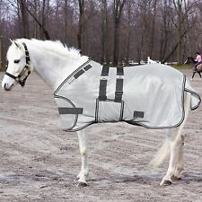 Mini horse or XL foal fly sheet with expandable Velcro closure, micro mesh, soft