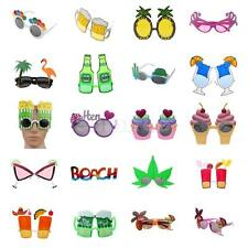 Unisex Hawaiian Novelty Hula Funny Fancy Dress Costume Hen Party Sunglasses