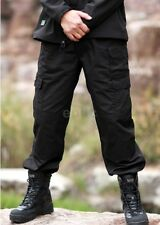 Combat Military Pants Loose Casual Cargo Men Overalls Baggy Trousers Plus Size