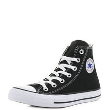 Unisex Converse Chuck Taylor All Star Hi Top Black Trainers Size